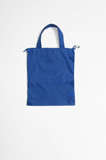 Norse Projects Packable Tote - Twilight Blue