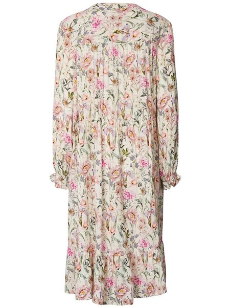Lolly's Laundry Audrey Dress - Pink Flower