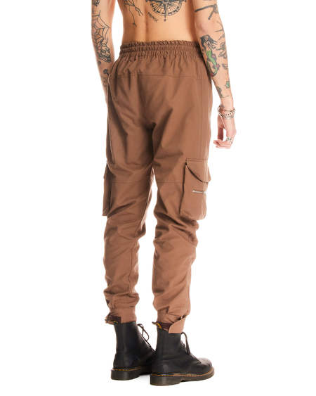 Represent Drawstring Cargo Trousers