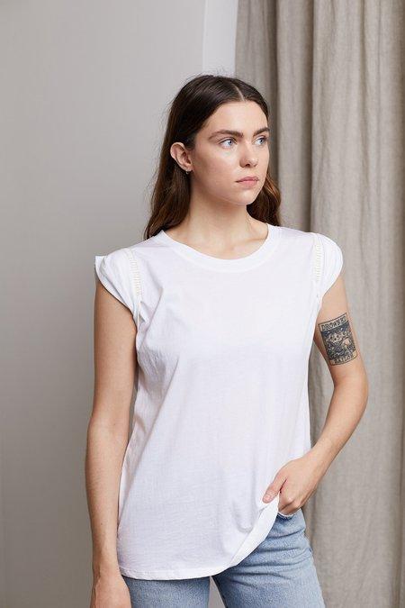 Rachel Comey Miles Tee - White