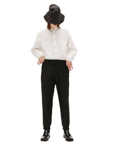 Yohji Yamamoto Cotton Trousers