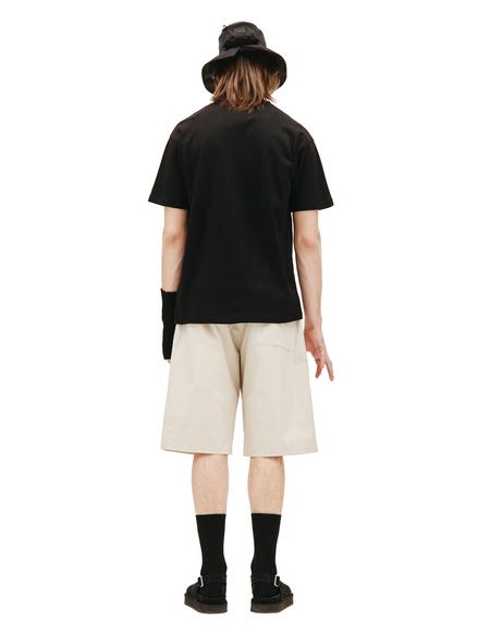 Yohji Yamamoto Embroidered Logo T-shirt