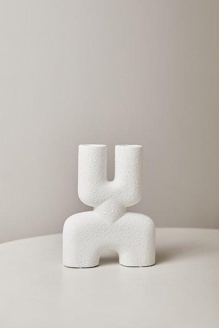 101 COPENHAGEN COBRA DOUBLE MINI PIECE - WHITE