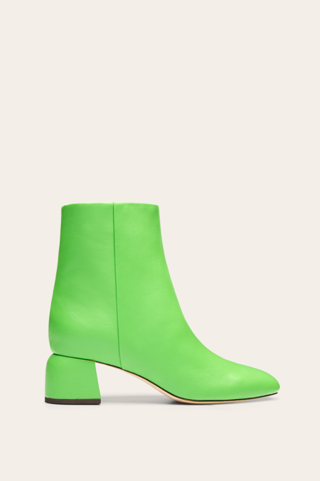 Nelson Made Luna Ankle Boot - Broccolini