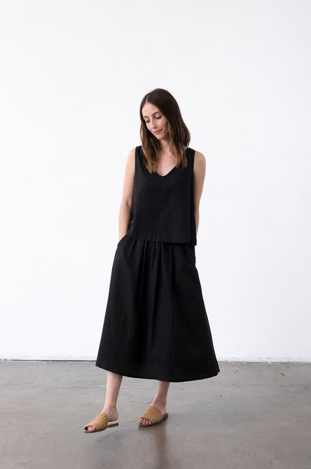 It Is Well L.A. Cupro Skirt