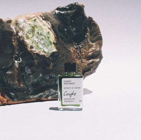 Cygnet perfumery Conifer parfum