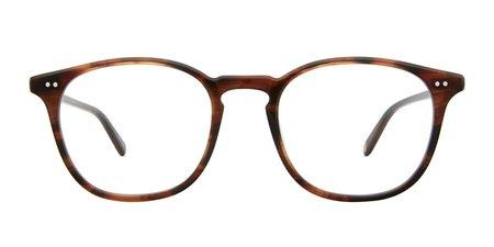unisex Garrett Leight Justice eyewear - brown