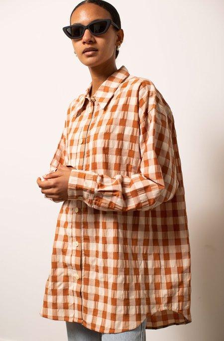 Rita Row Venus Shirt - Brown