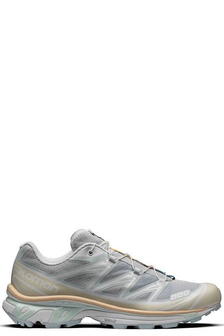 SALOMON XT-6 Sneakers - Artic Ice/Bleached Sand