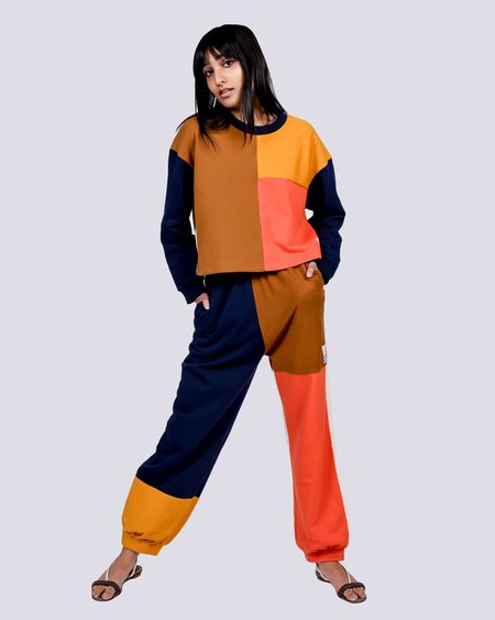 L.F.Markey Anders Top - Patchwork