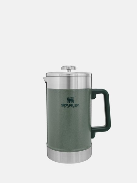 Stanley The Stay-Hot French Press - green
