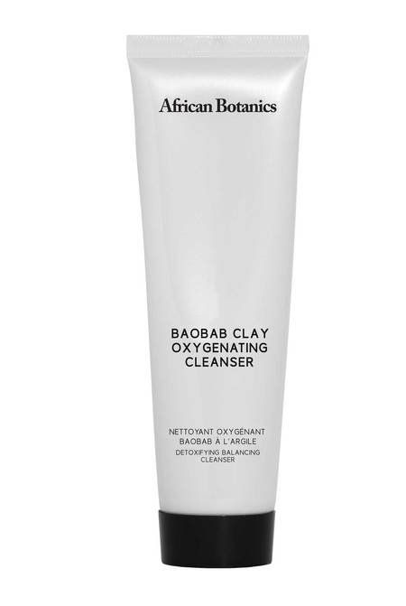 African Botanics Baobab Clay Oxygenating Cleanser