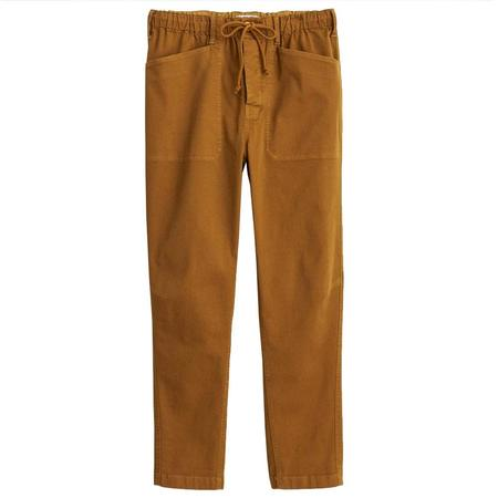 Alex Mill Pull-On Button Fly Pant