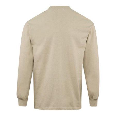 Parlez Haber LS T-Shirt - Sand