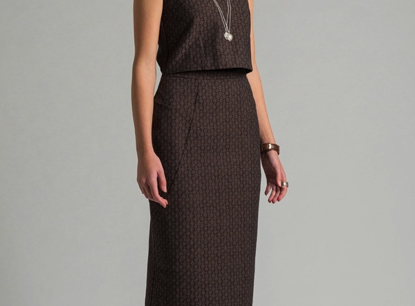 Allison Wonderland Graduate Dress