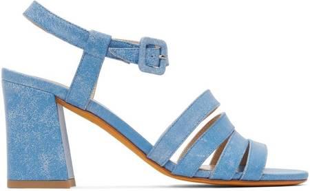 Maryam Nassir Zadeh Palma High Sandal - Blue Stonewash