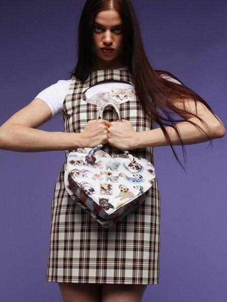 Ashley Williams Liv Dress - Plaid