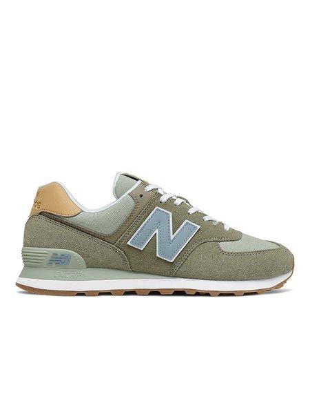 New Balance 574 sneakers - Mushroom/Cyclone