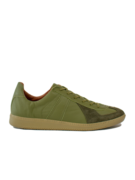 Reproduction of Found German Army Trainers - Khaki