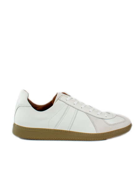 Reproduction of Found German Army Trainers - White