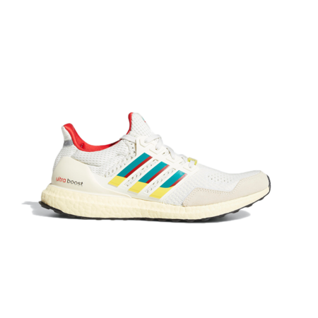 adidas Ultraboost DNA 1.0 Men H05265 Shoes - Cream White/Eqt Green