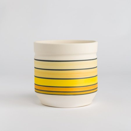 Claystreet Large Planter - Dayglow