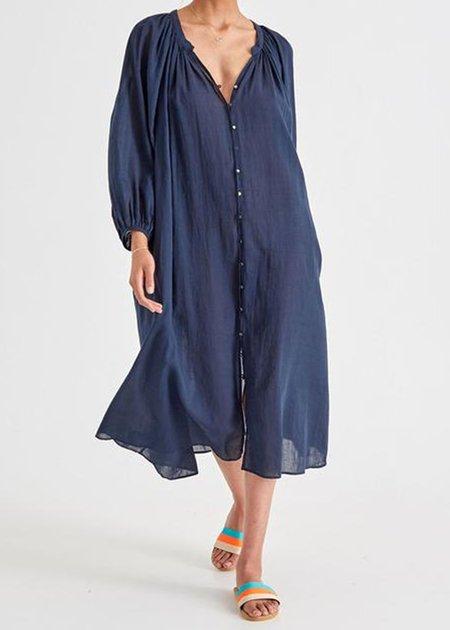 Loup Charmant Maya Dress - Midnight