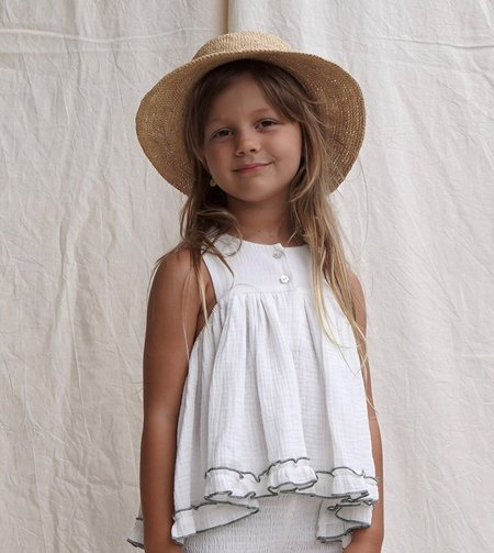 Kids House Of Paloma Francine Hat - Natural