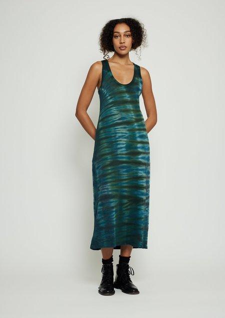 Raquel Allegra Tank Dress - Moss Aqua