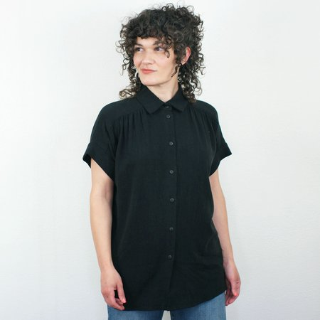 COKLUCH Gosford Shirt - Black