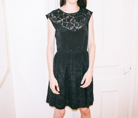 Amanda Moss Labelle Dress
