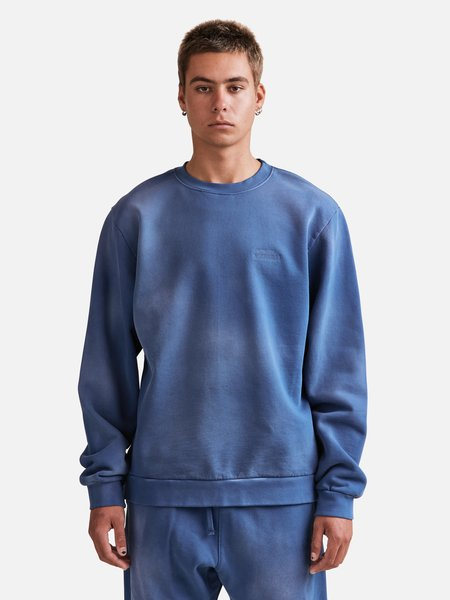 General Admission Sun Faded Crewneck sweater - Royal