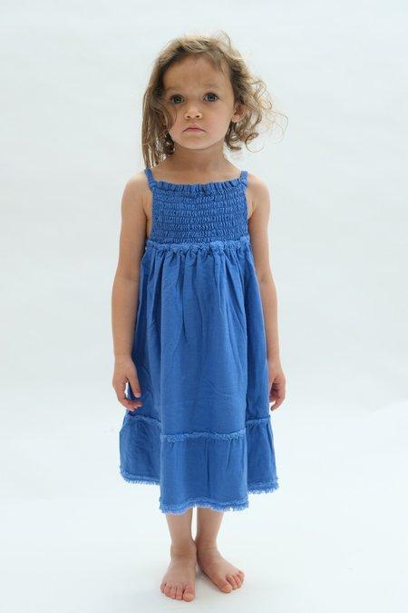 kids Raised By WaterLouise Dress - Royal Blue