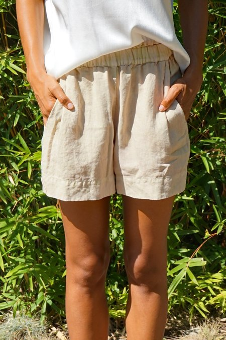 AqC Dolly Linen Shorts