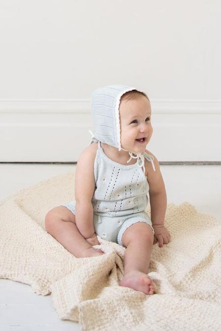 KIDS Finn and Vince Cozy Waffle Baby Blanket