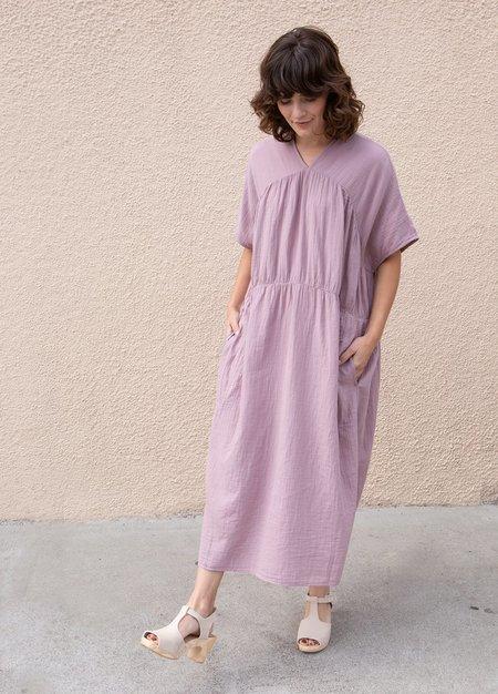 Atelier Delphine Lavender Lihue Dress - purple