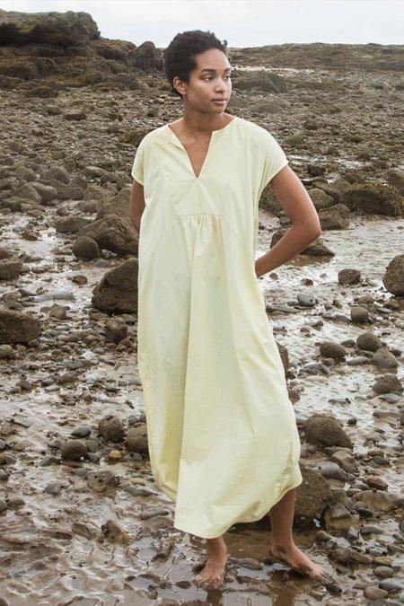 beaumont organic MAUD Organic Cotton Dress - green