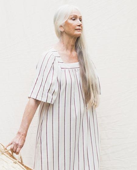 beaumont organic Leslie-Sue Dress - multi