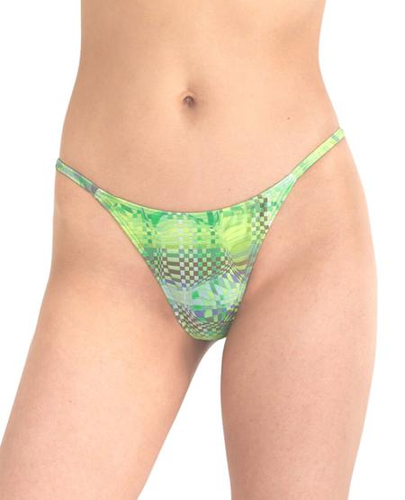 Paloma Wool Anderson Bikini Bottom - Green