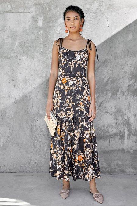 CHRISTY LYNN Luisa Dress - Tiger Print