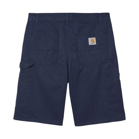 CARHARTT Ruck Single Knee Short - Navy