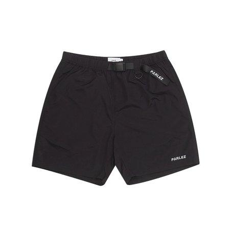 Parlez Vanguard Nylon Shorts - Black