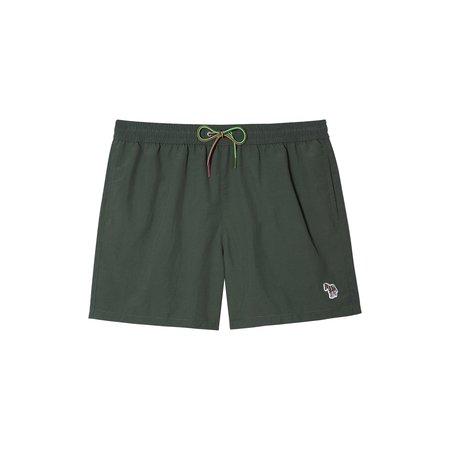 Paul Smith Zebra Swimshort - Olive