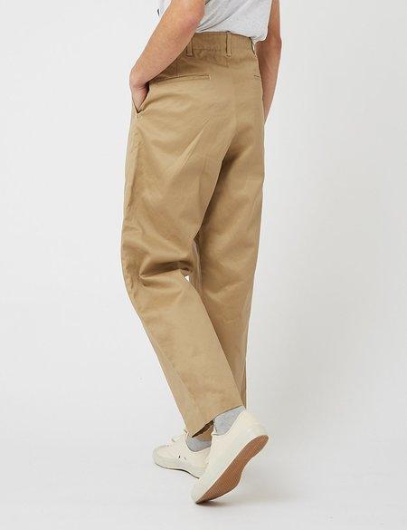 orSlow Vintage Fit Army Trousers - Khaki