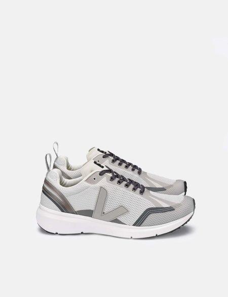 Veja Condor 2 Alveomesh Running Shoes - Light Grey/Oxford Grey
