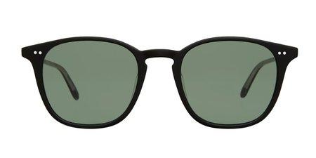 unisex Garrett Leight Clark sunglasses - Black