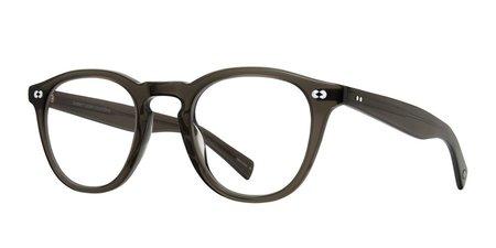 unisex Garrett Leight Hampton X Glasses - Black