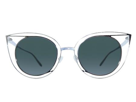 Thierry Lasry Morphology Sunglasses - Silver