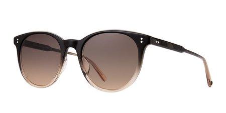 Unisex Garrett Leight Marian sunglasses - Brown
