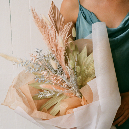 Rook & Rose Medium Designer's Choice - Dried Bouquet